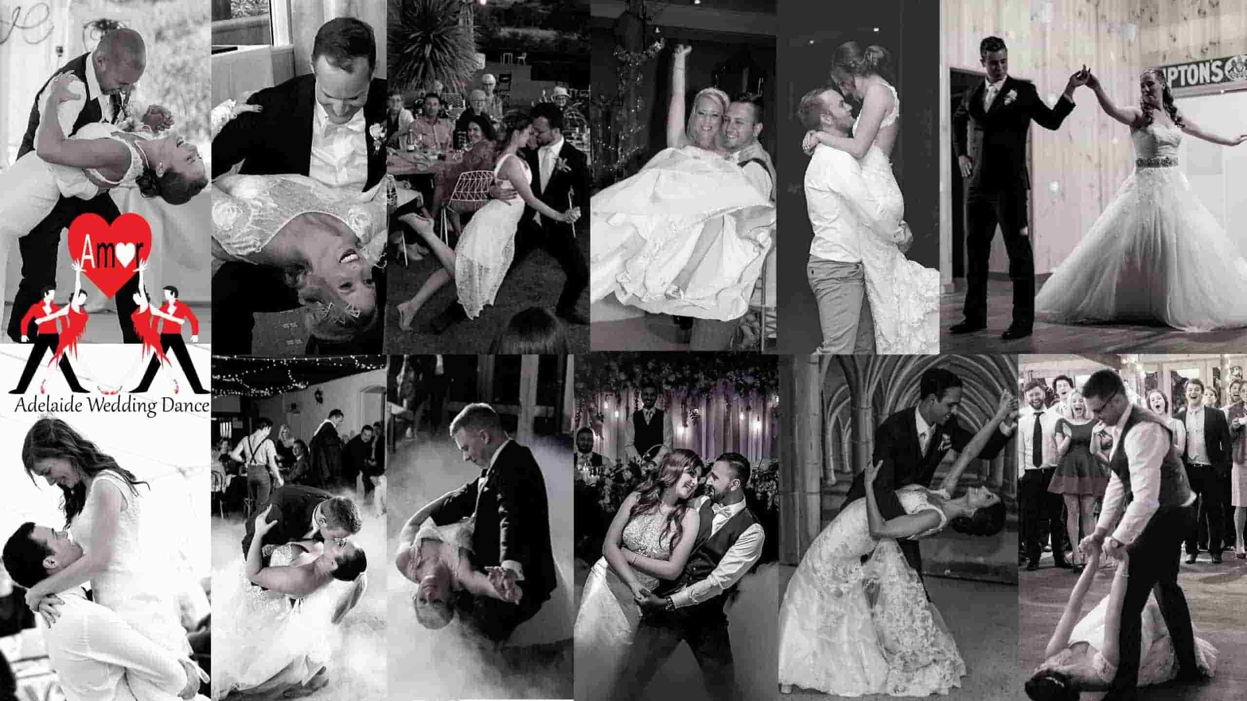 Wedding dance lessons Adelaide